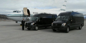 Eagle Vail Express Mercedes Sprinter Vans