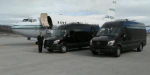 Eagle Vail Express Mercedes Sprinter Vans